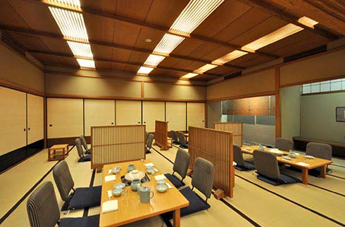 일본식 연회장
