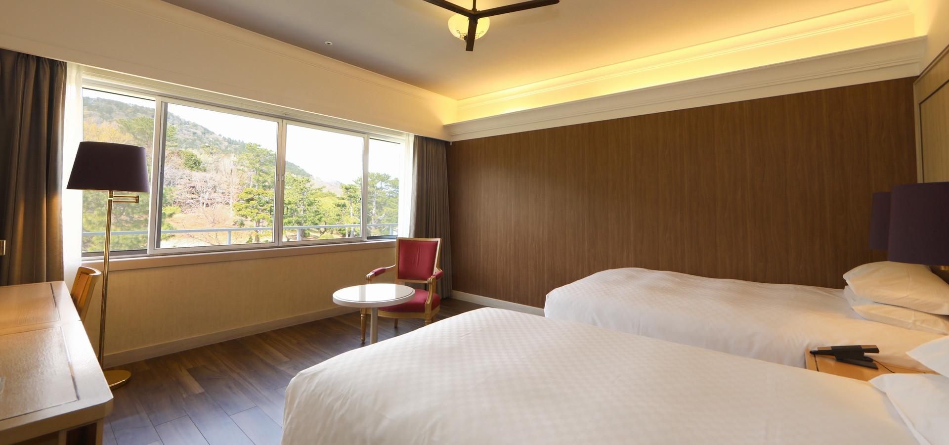 山景雙床房A