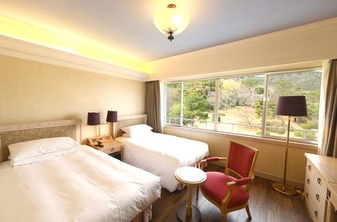 山景雙床房B