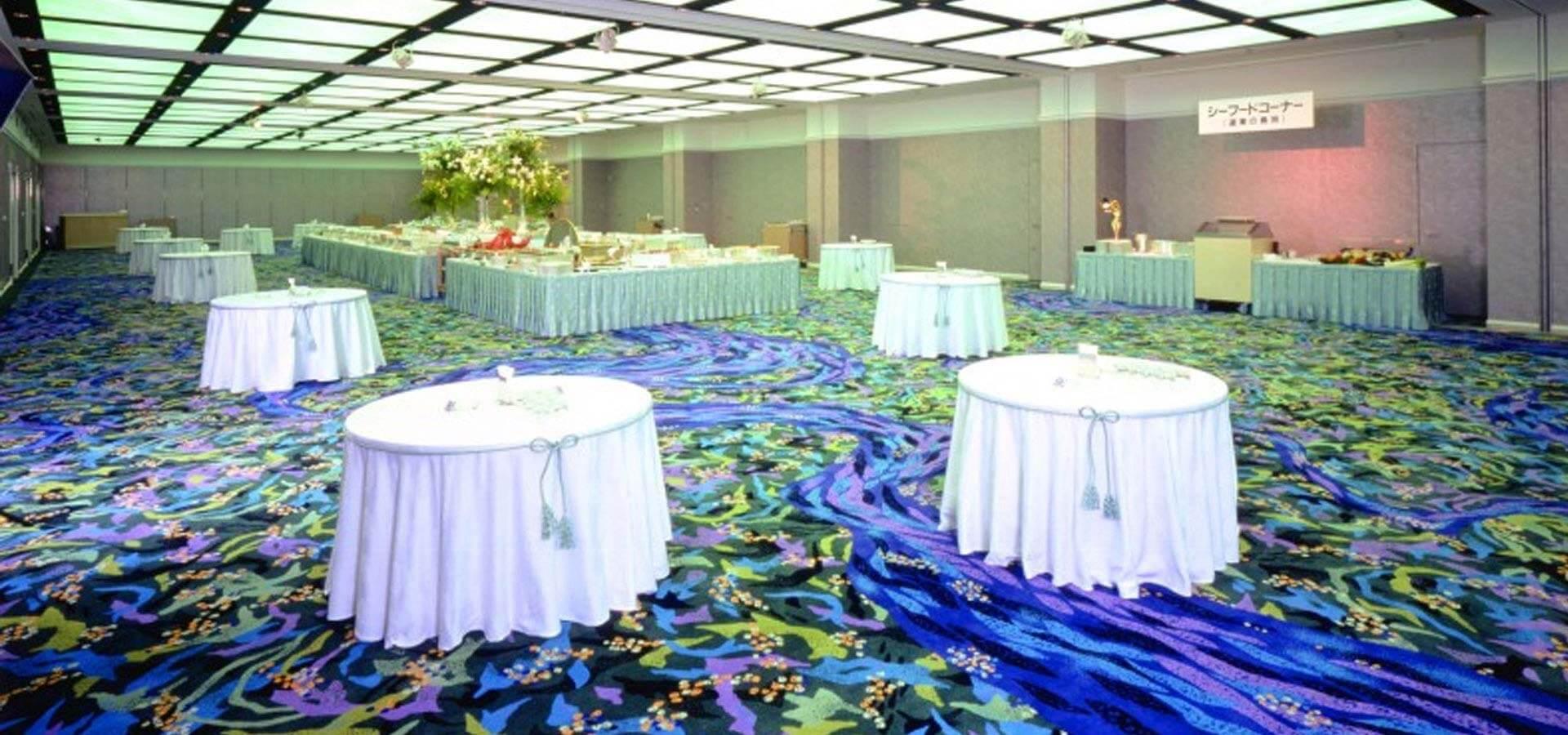 """Main Banquet Hall """"Tsuru-no-Ma"""""""