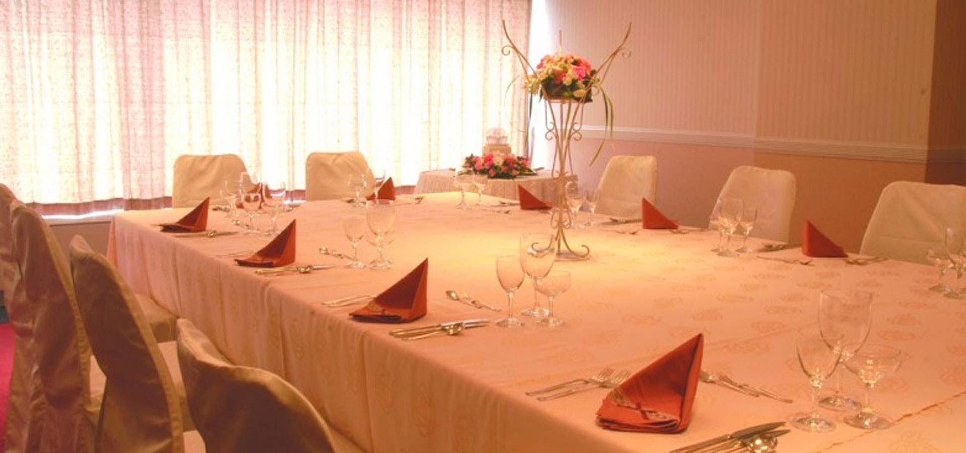 Small Banquet Rooms