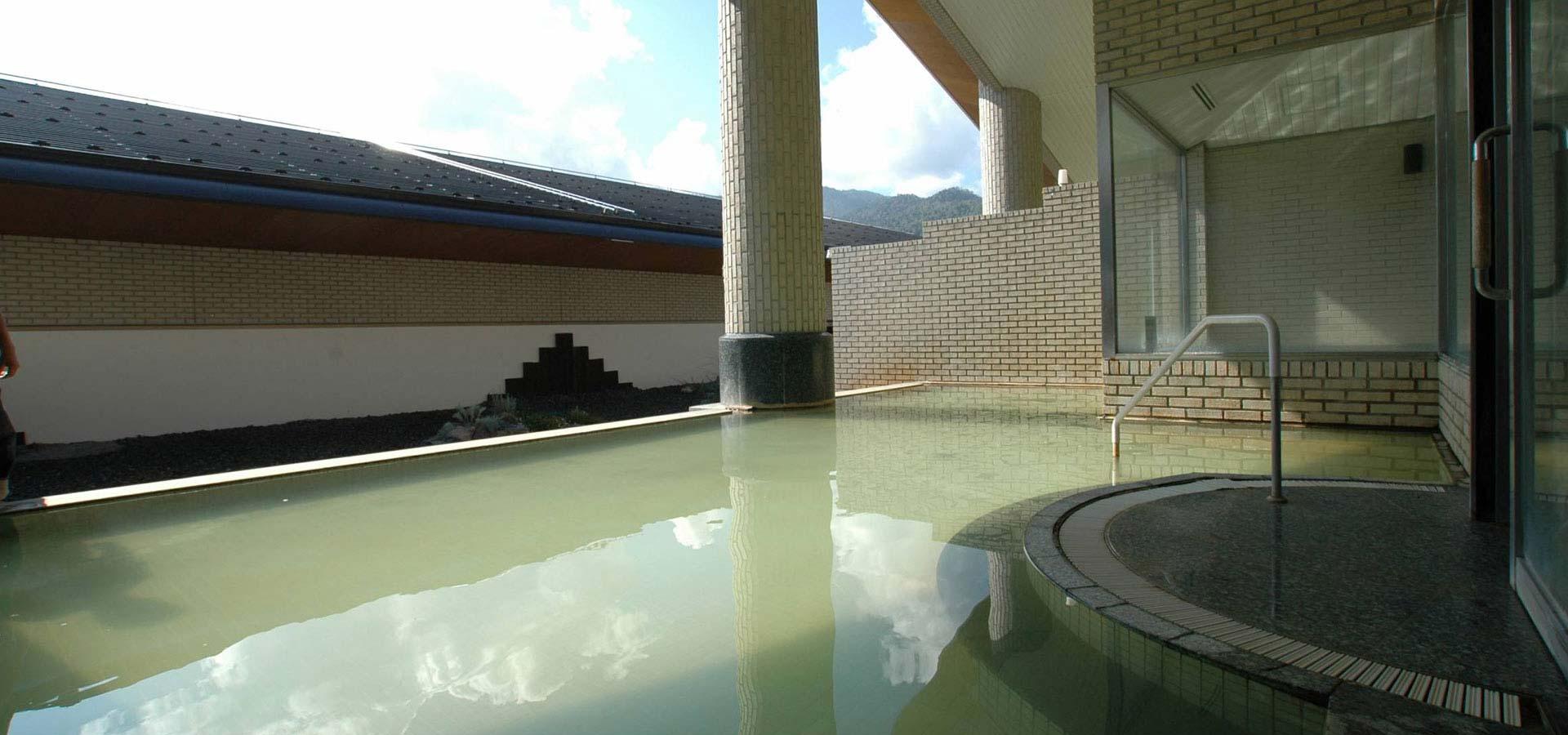 Kussharo Hot Spring Baths