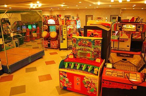 Game Corner