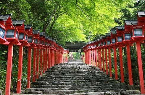 The sights of RAKUHOKU KYOTO
