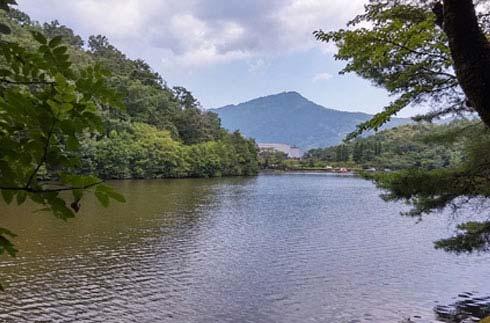 다카라가이케 공원