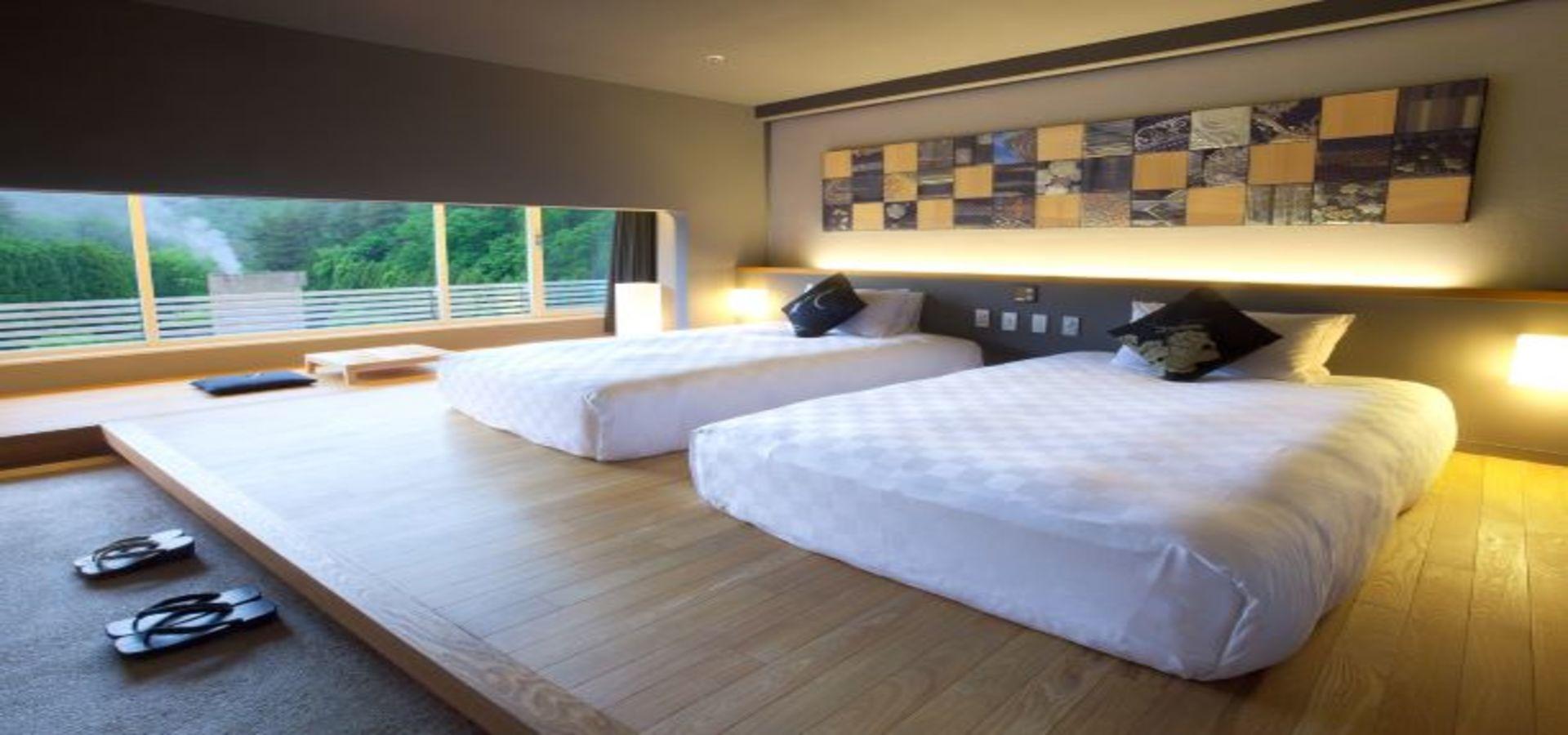 Deluxe Floor Nishijin Suite Room
