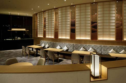 Lobby Lounge MIZU-NO-NE