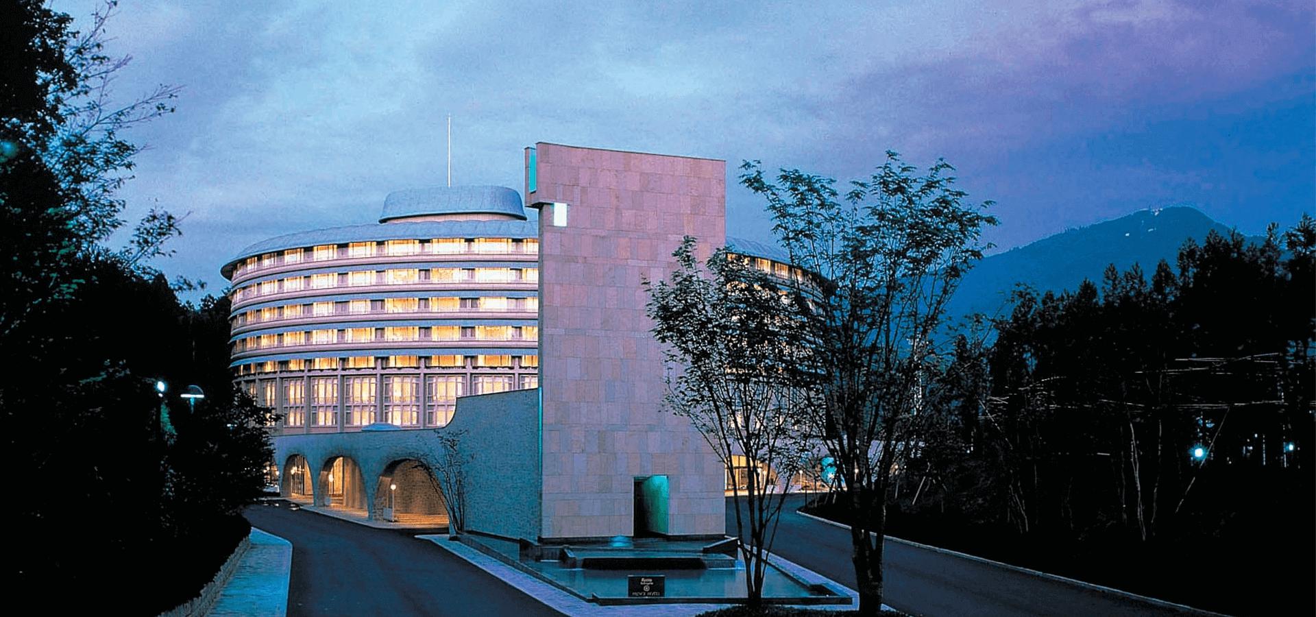 京都格蘭王子大飯店