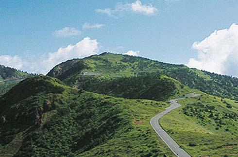 日本国道海拔最高处