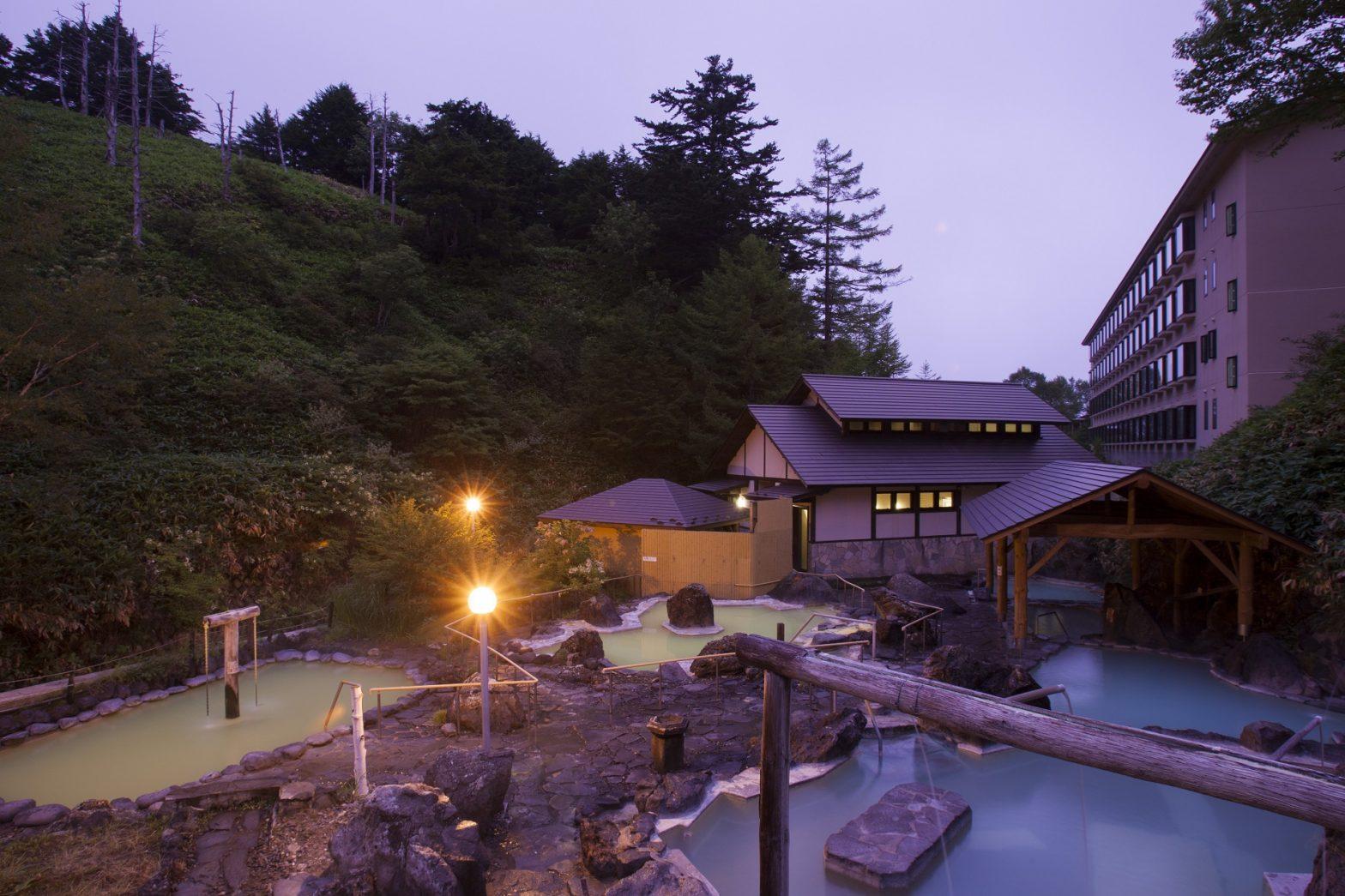 Hot Springs Guide