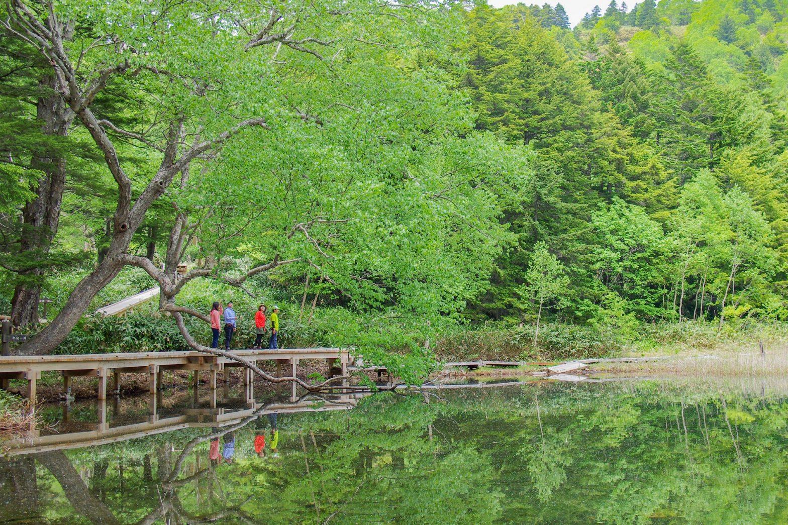 우시이케 호수