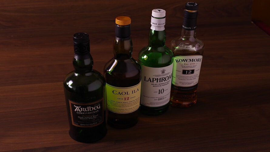 Whiskey drink comparison