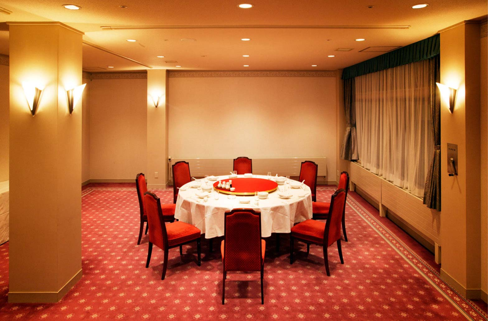 Small Banquet Room Rindo