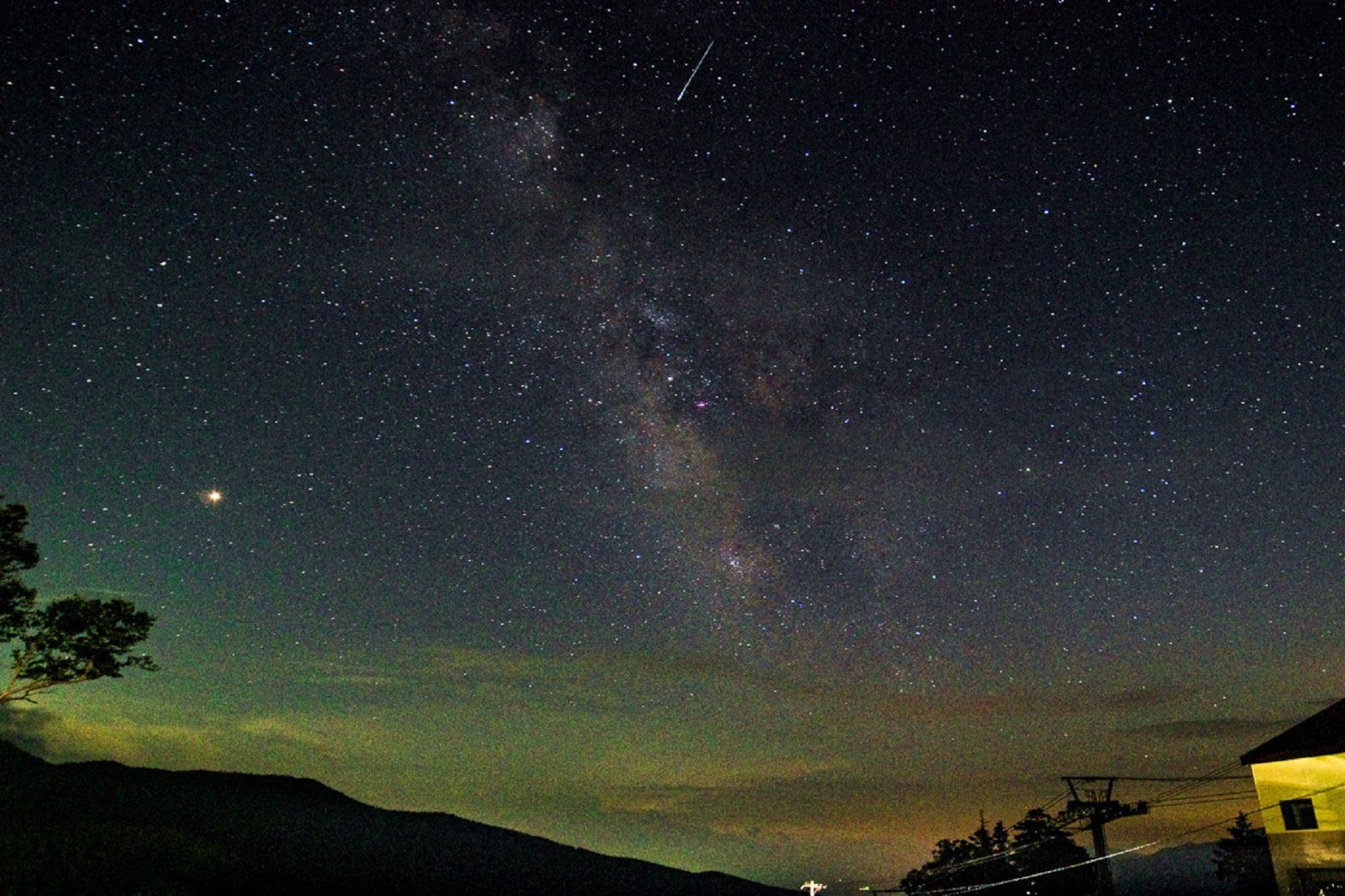 星空观赏会