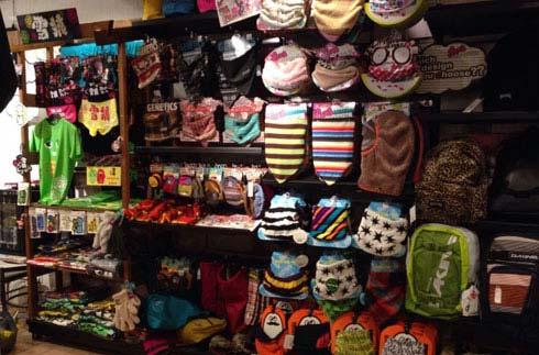 Sports Goods Shop