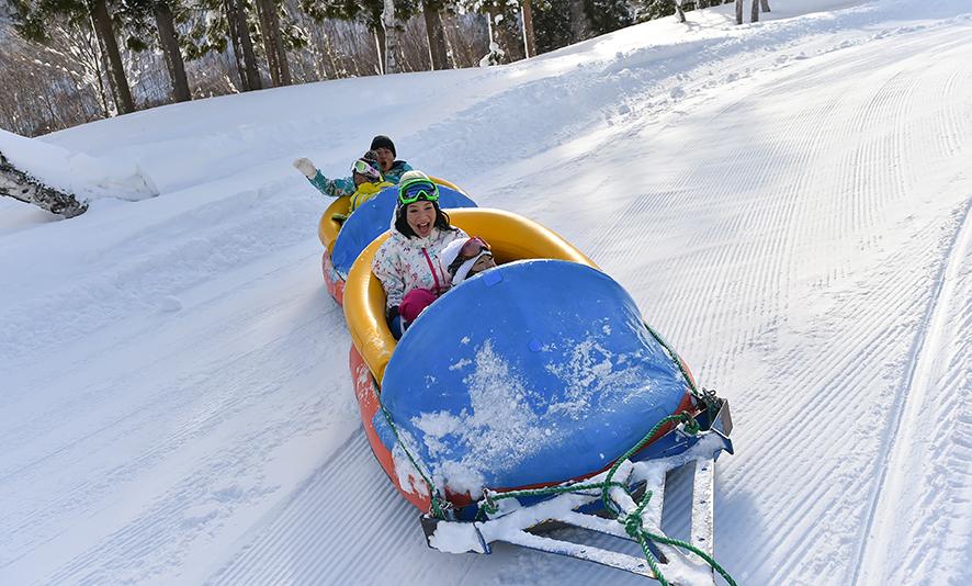 Naeba Ski Resort [Snow Land]