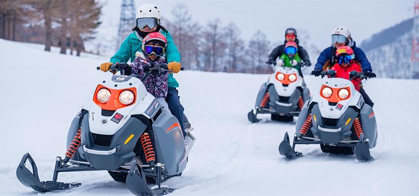 苗場滑雪場【雪上樂園】