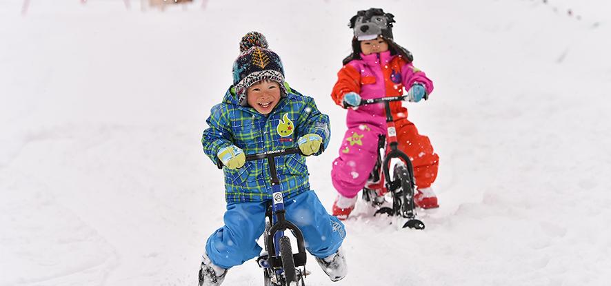苗场滑雪场[雪上乐园]