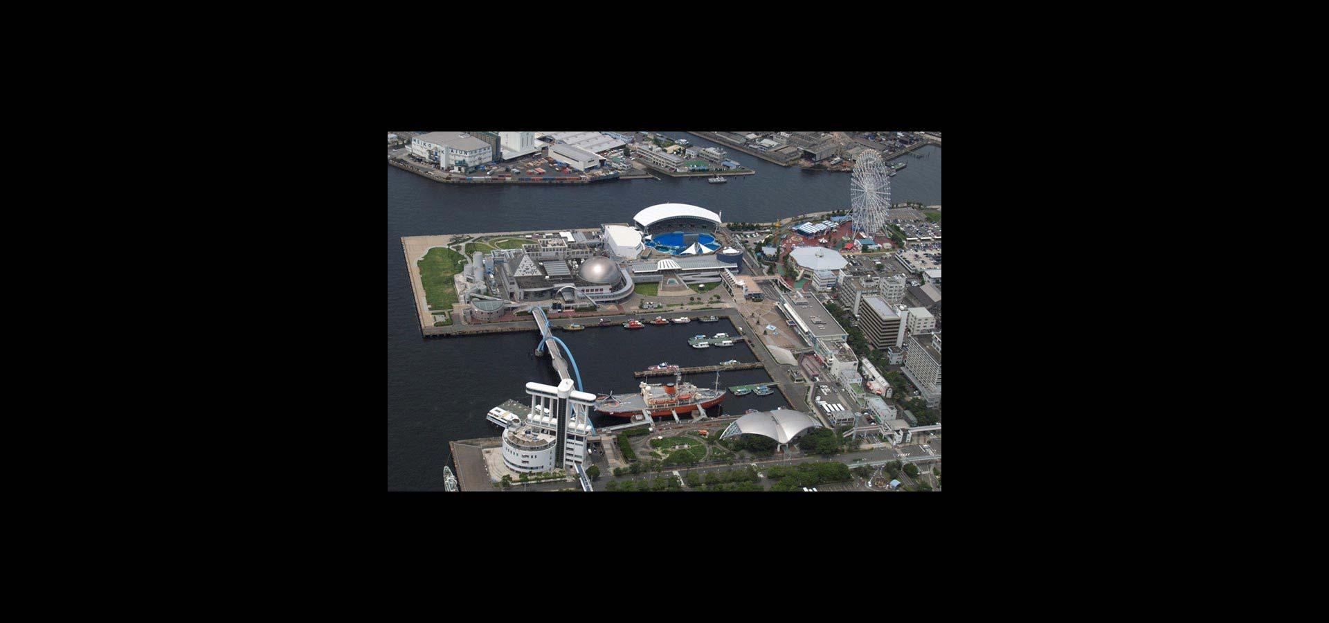 Port of Nagoya Garden Wharf