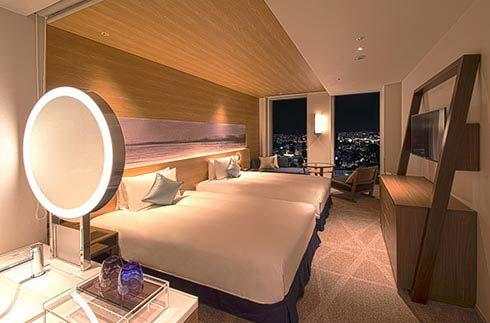Sky Twin Room