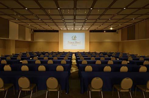 国际宴会厅MAIN BANQUET HALL