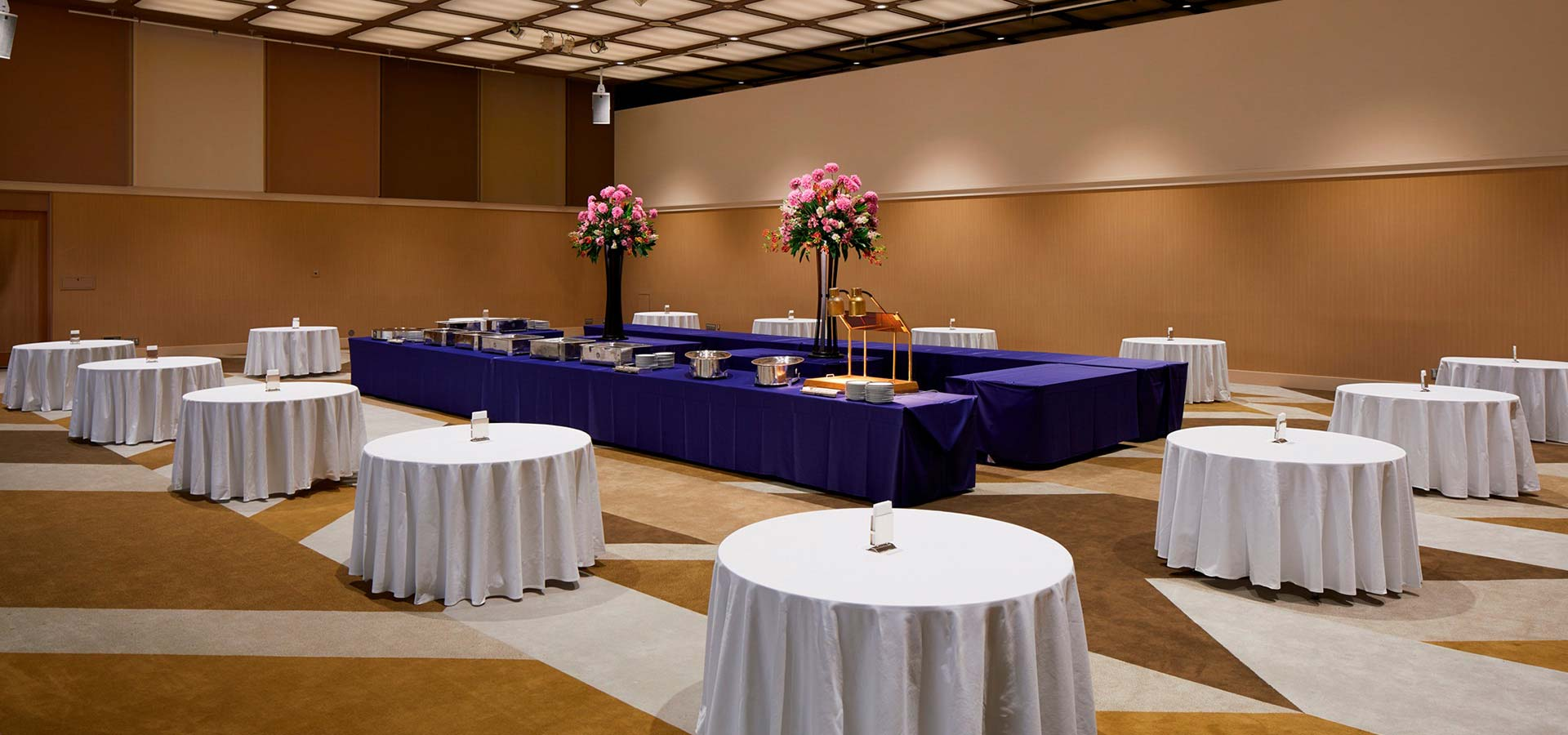 國際宴會廳MAIN BANQUET HALL