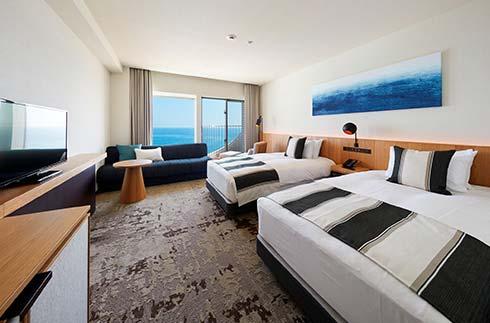 Premiun Ocean View Twin