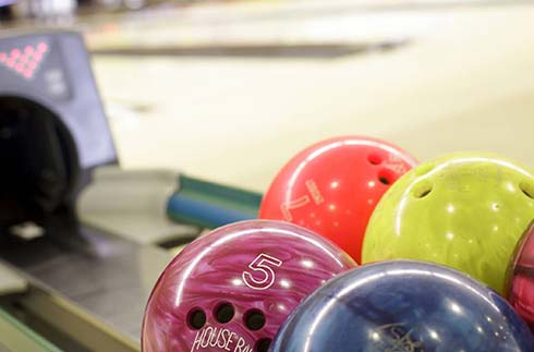 Oiso Prince Hotel Bowling Center