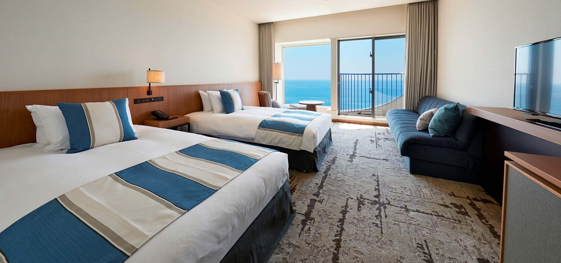 Ocean View Twin