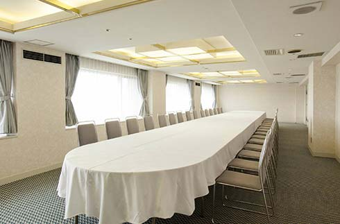 Small Meeting Room and Banquet Room