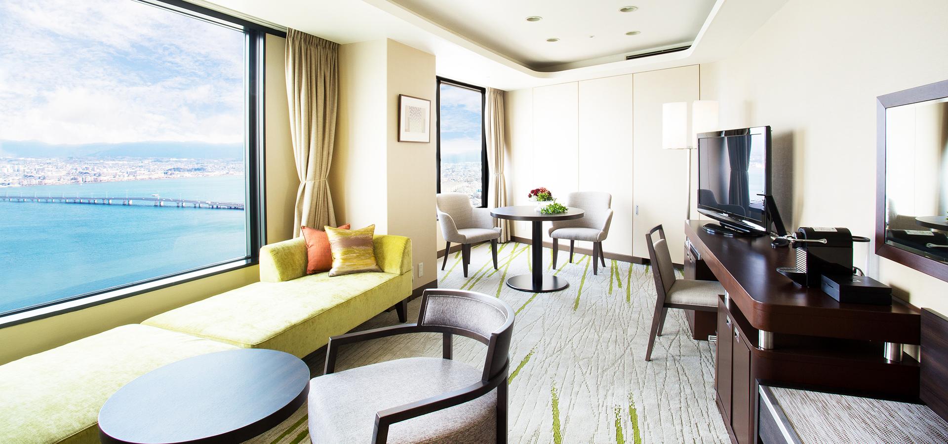 EIZAN Floor Suite (Twin/Double)