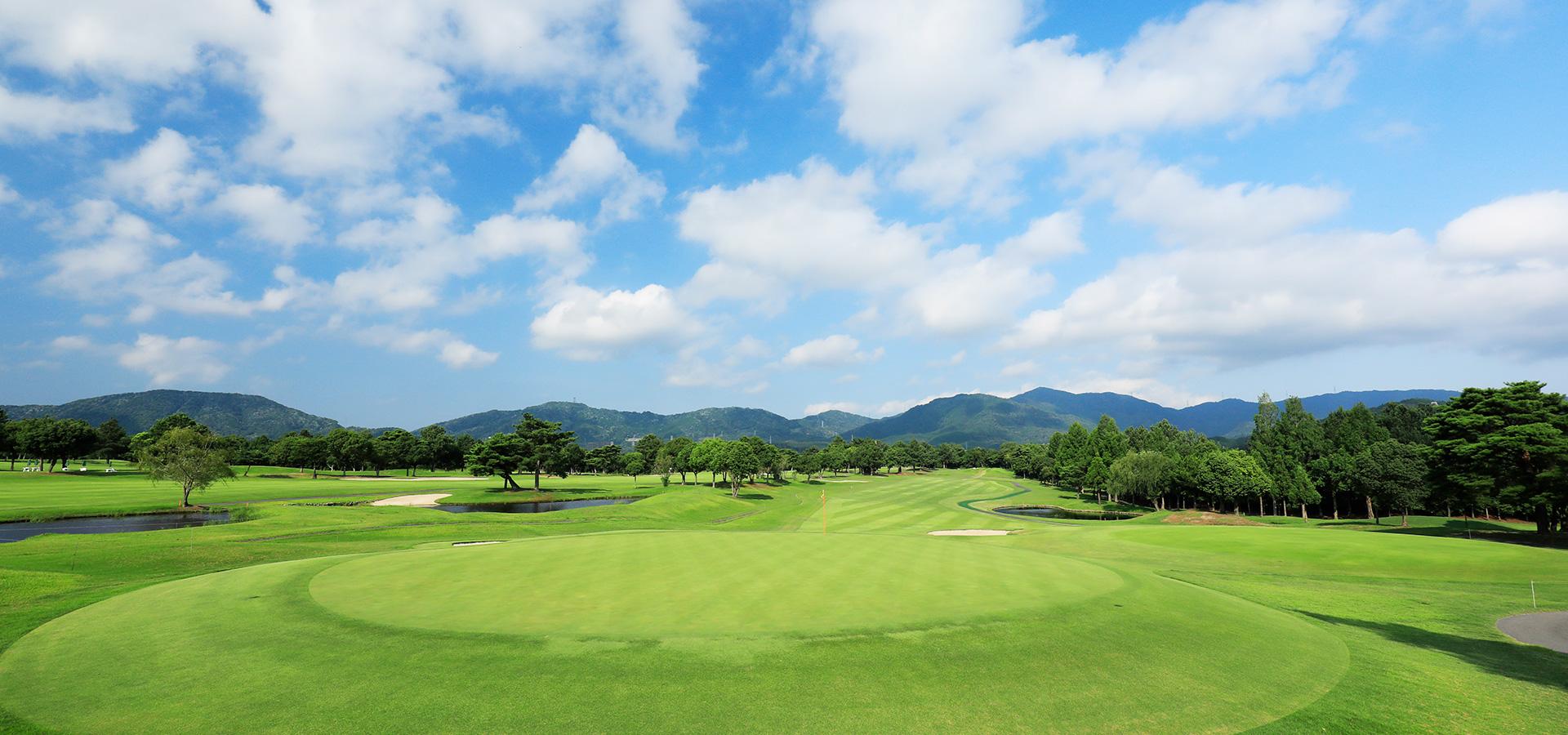 Seta Golf Course (54 holes)