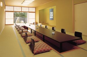 Japanese Style Banquet Room koubai