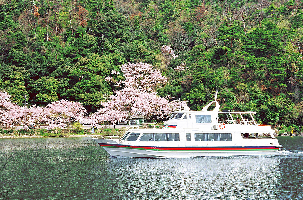 Lake Biwa Cruise