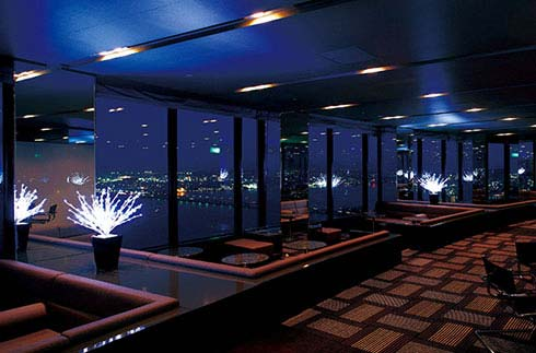 Sky Lounge Top of Otsu