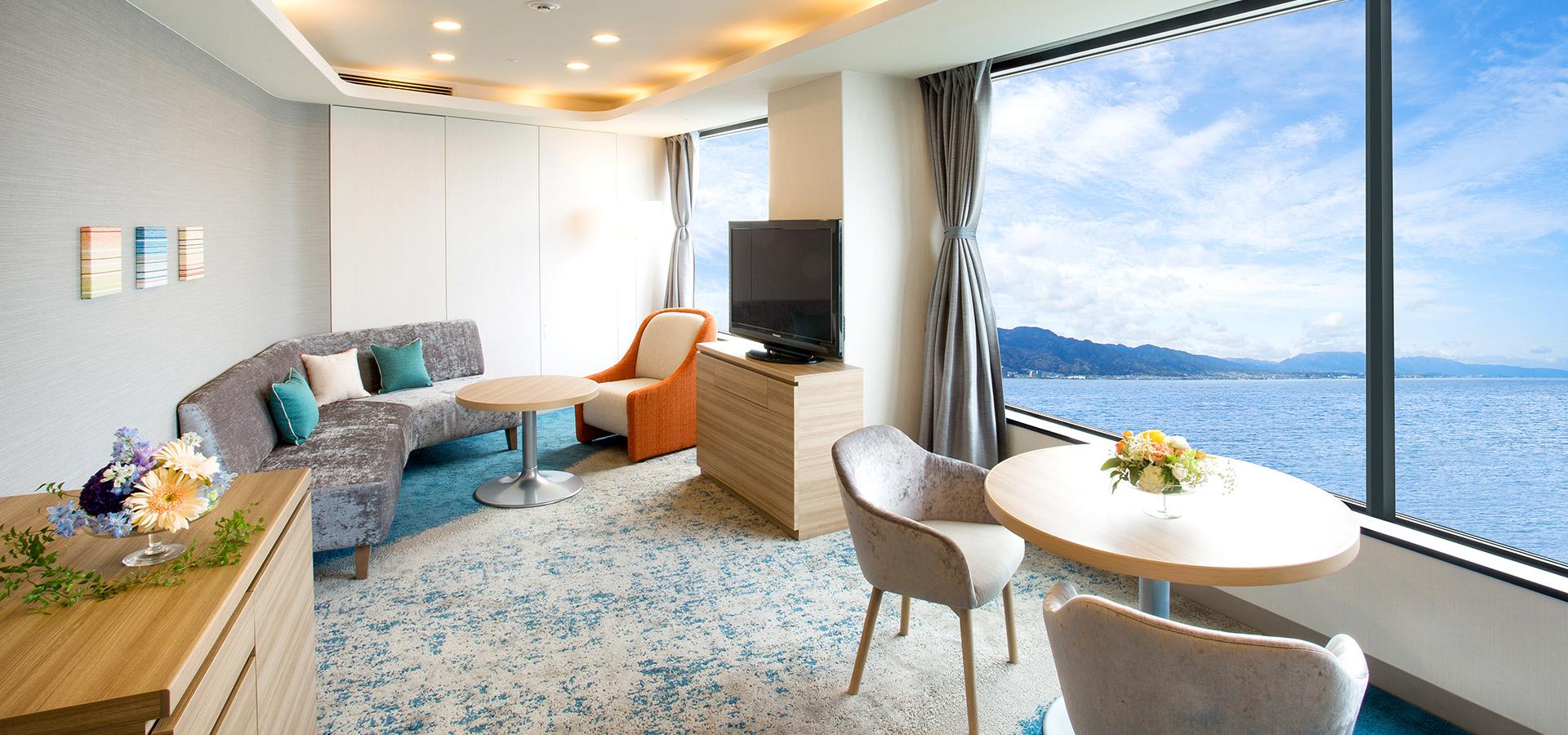 Sky Floor Suite (Twin/Double)
