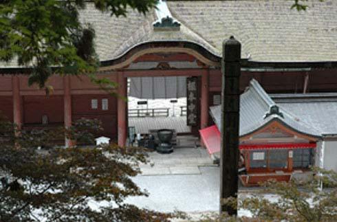 Hiei-zan Enryaku-ji-Temple