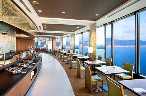"Lake Biwa Otsu Prince Hotel Renewal News vol.2 ""Lake View Dining Biona"""