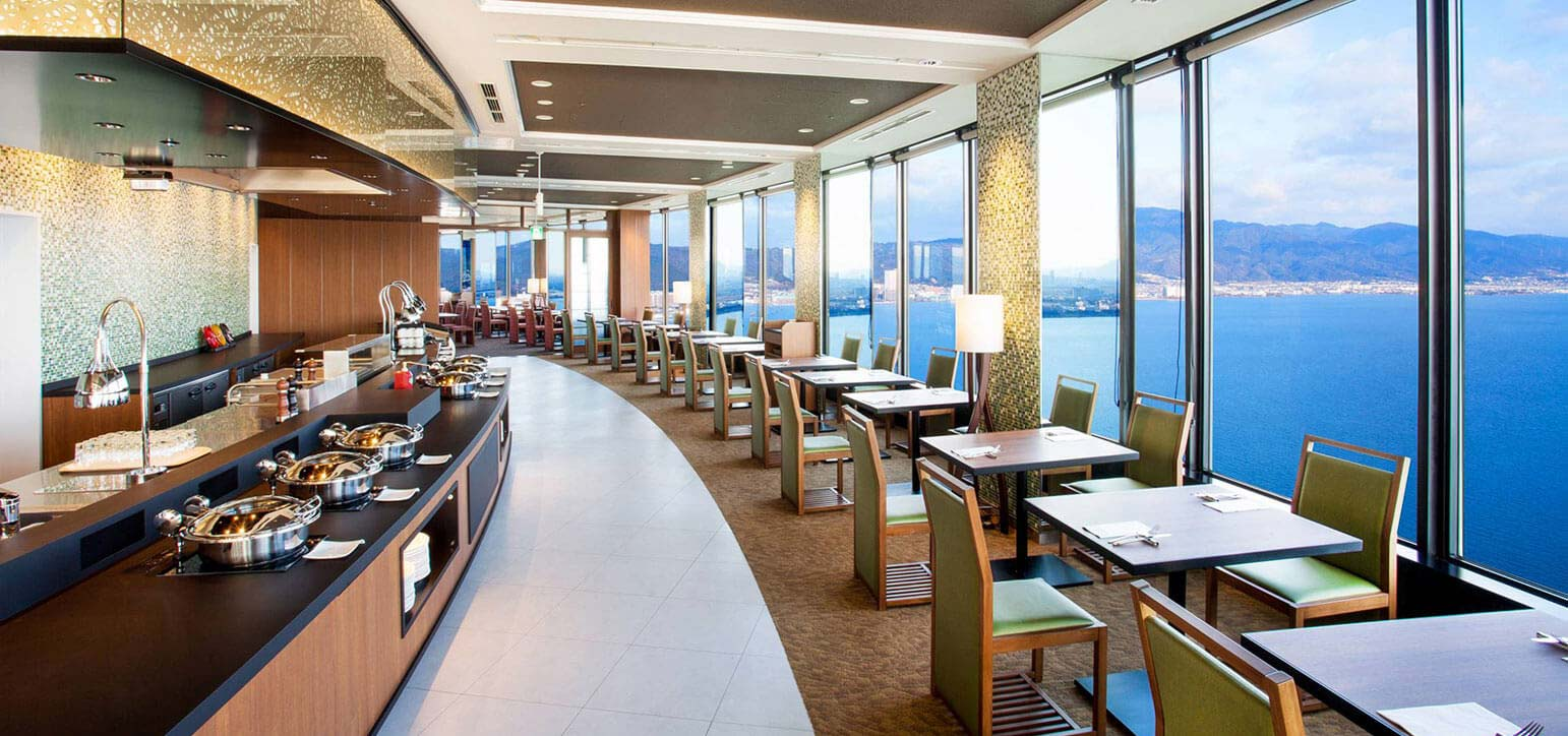 "Lake Biwa Otsu Prince Hotel Renewal News vol.2 ""Lake View Dining Biona"""