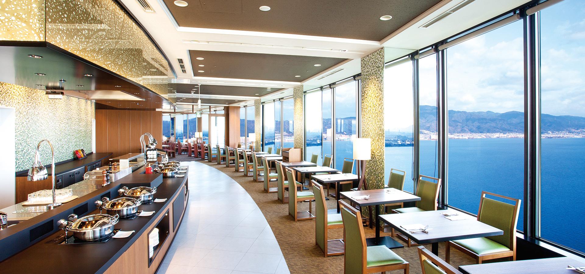 琵琶湖大津王子大飯店