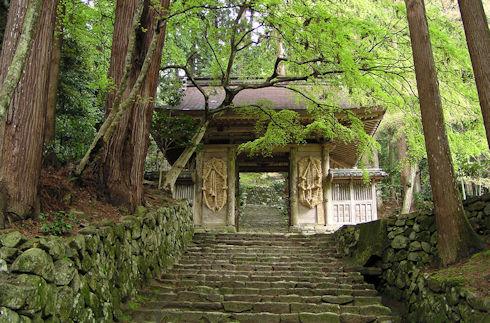 [Koto Sanzan] Hyakusaiji Temple
