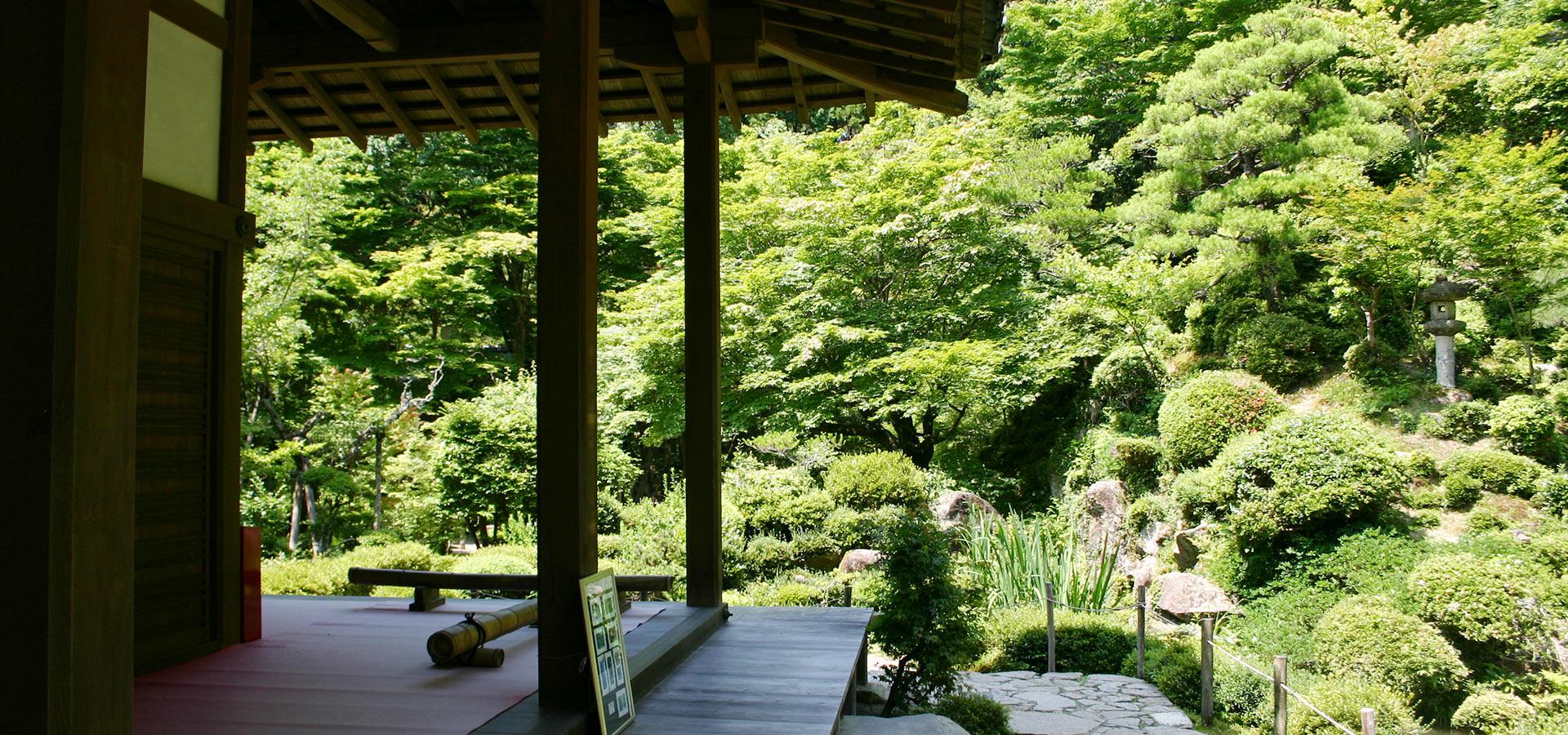 [Koto Sanzan] Kongorinji Temple