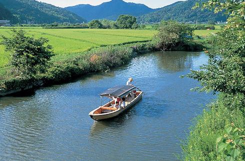 Waterways of Omi-Hachiman