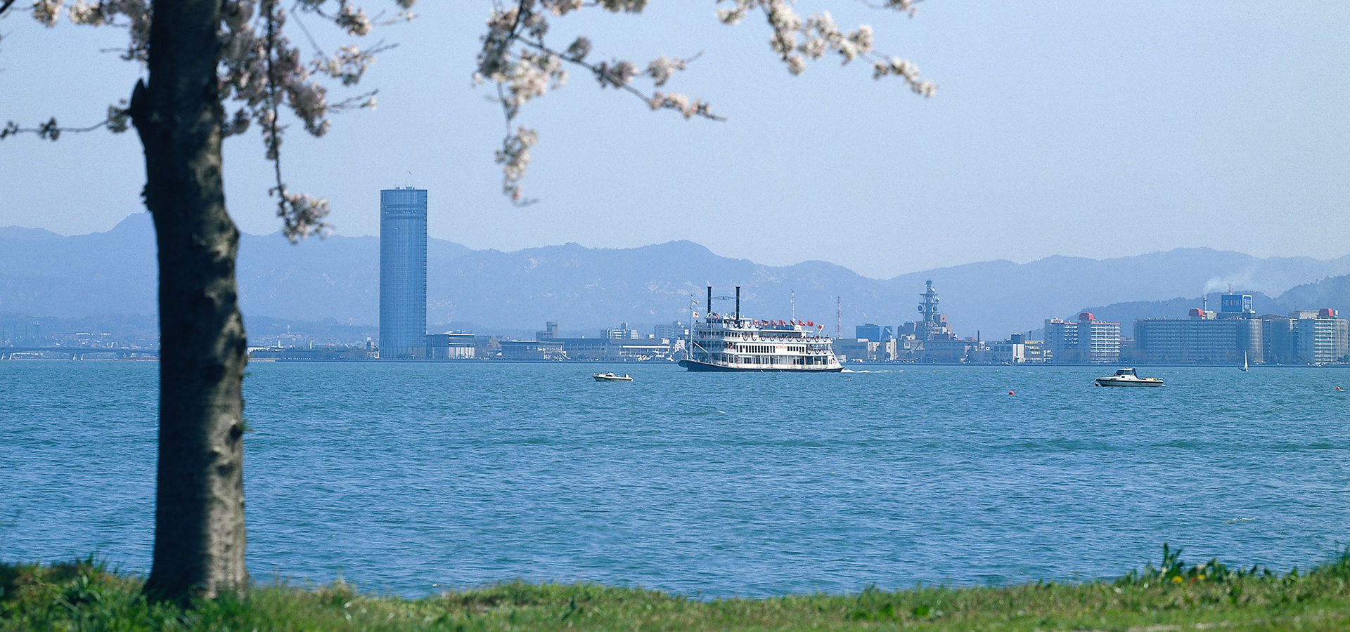 Find a good thing and place! Otsu Walking Tour