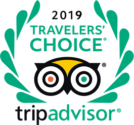 "The TripAdvisor ""2019 Travellers' Choice"" Awards"