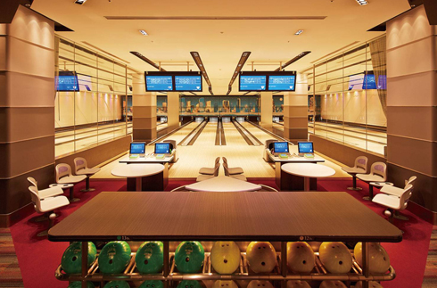 Bowling Salon