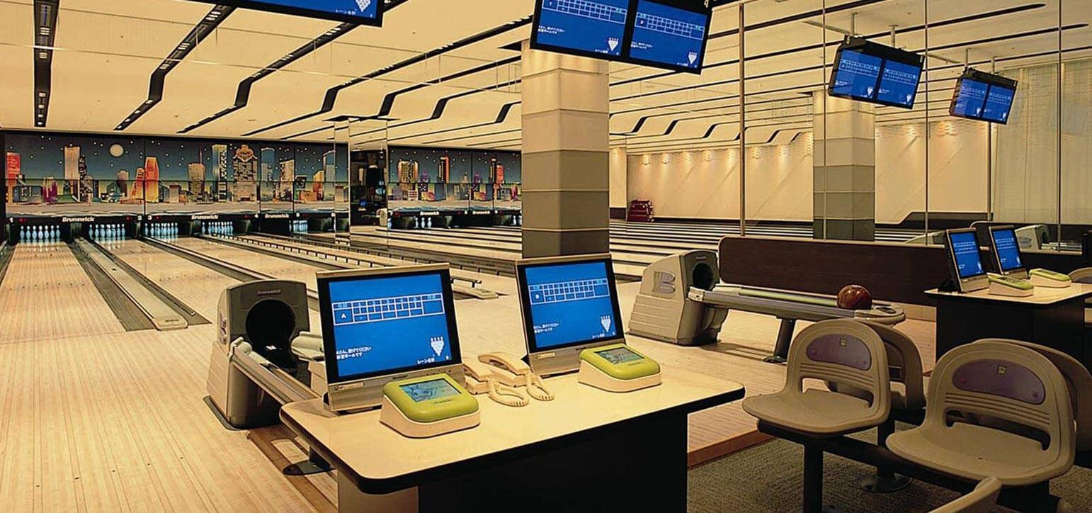Bowling Salon