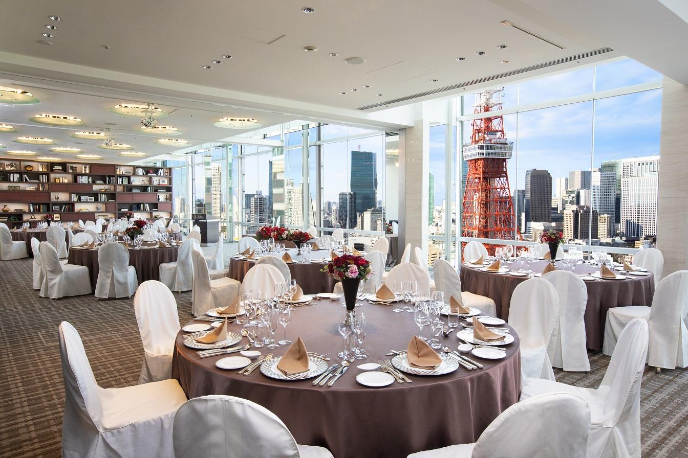 Sky Banquet (33F)