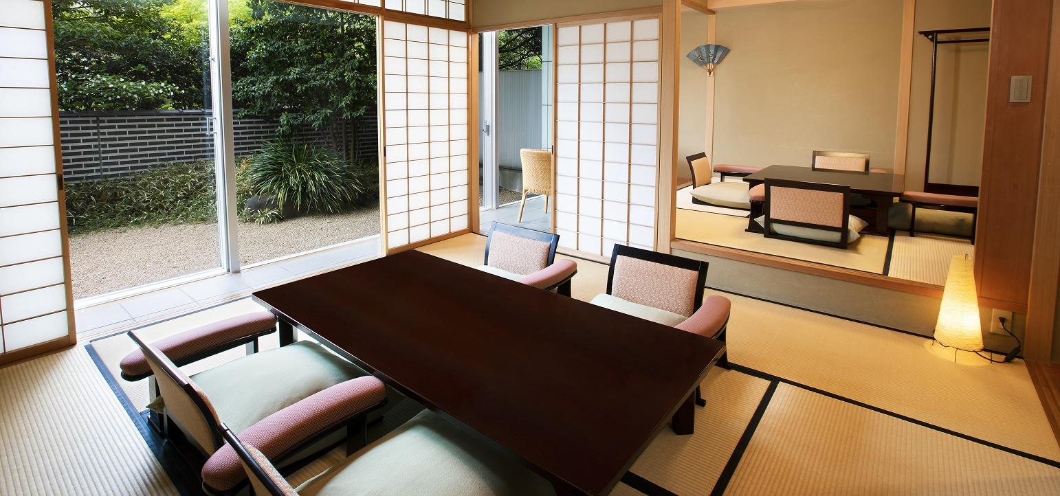 Garden Suite B