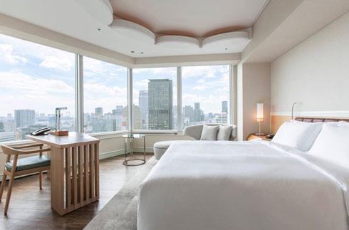 Premium Corner King Room